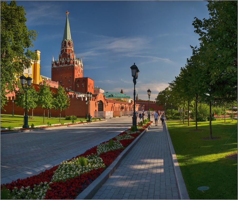 Архитектура и храмы москвы