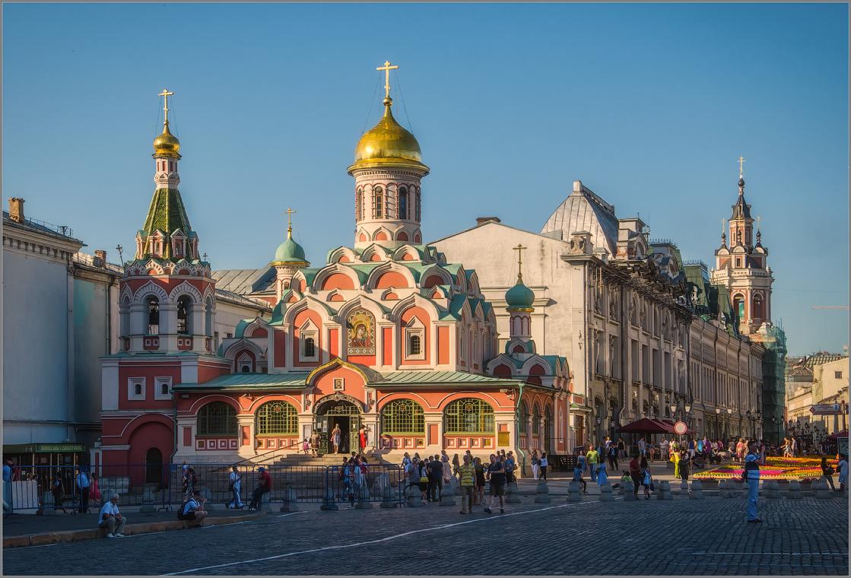 роспись московские соборы и фото встреча
