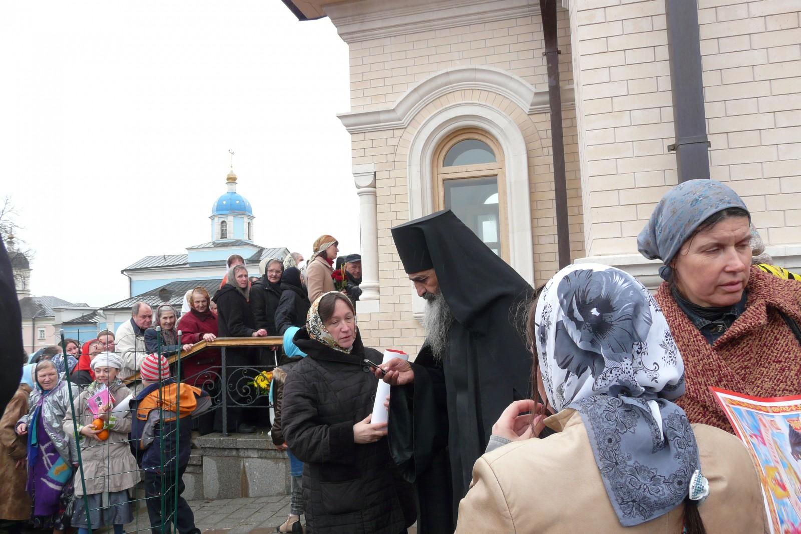 День памяти трех убиенных оптинских монахов