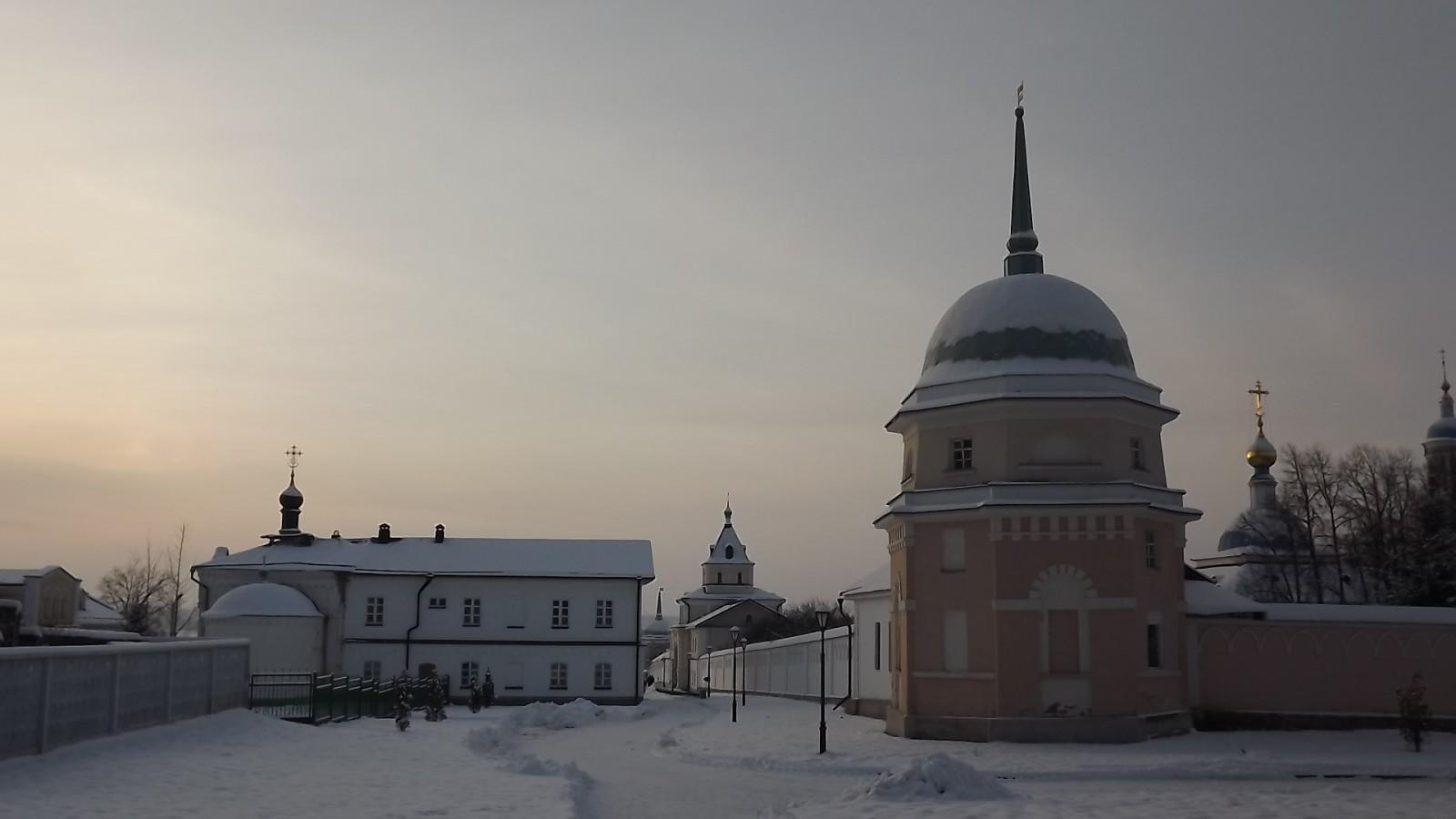 Лазаретная башня