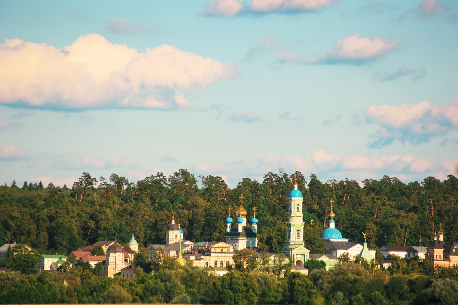 Оптина - 10 августа 2011