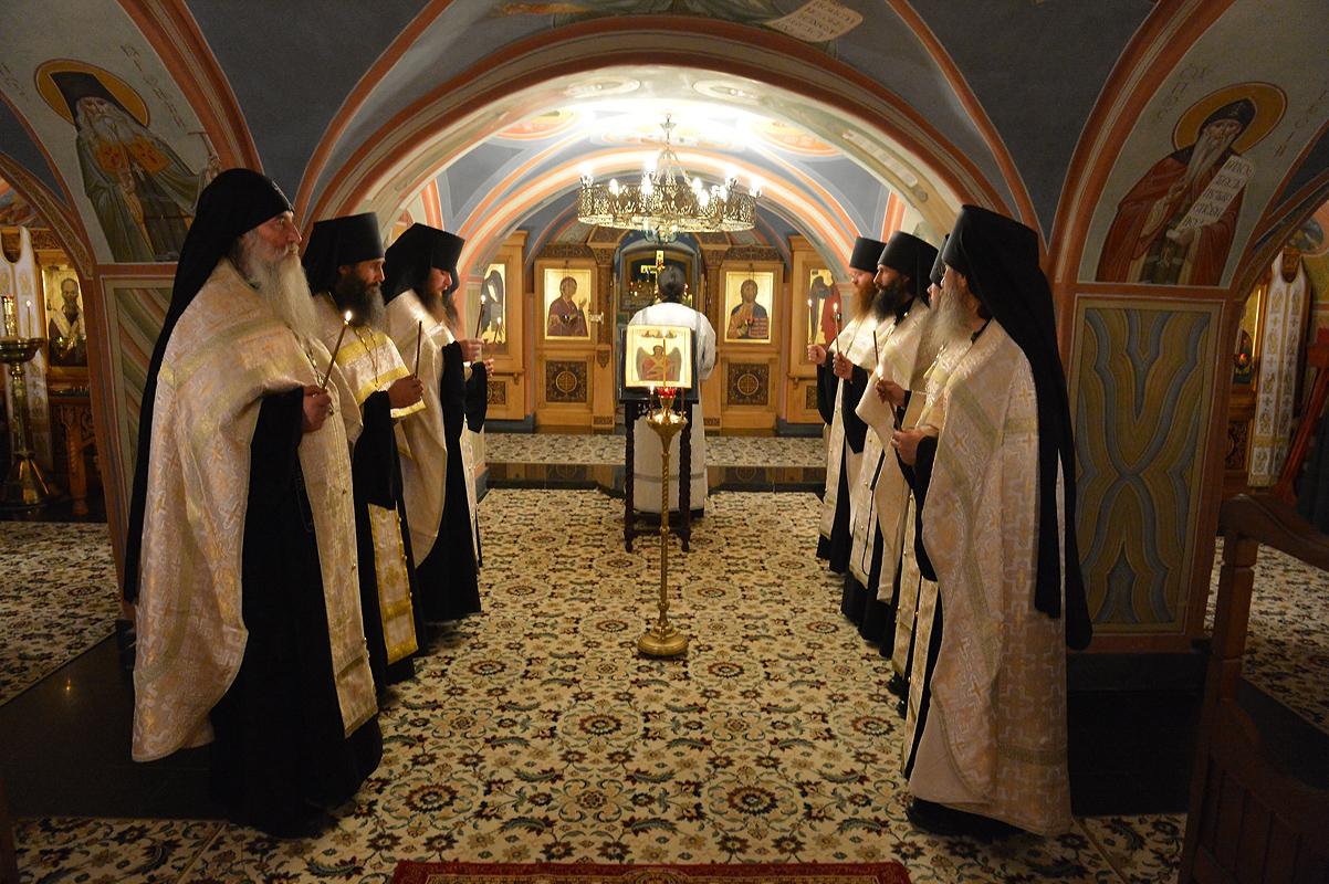 Собор Архистратига Михаила и всех небесных сил бесплотных, 2012 год