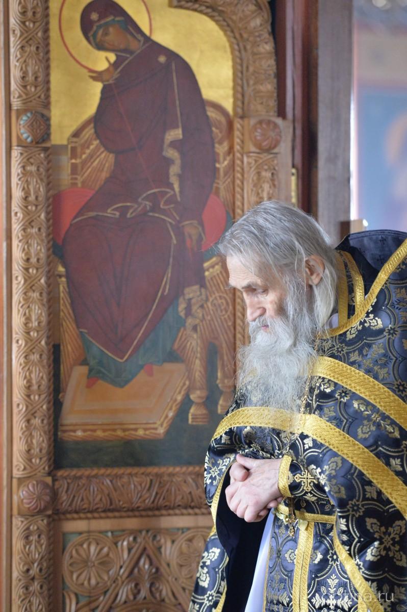 Великий Вторник. Литургия Преждеосвященных Даров