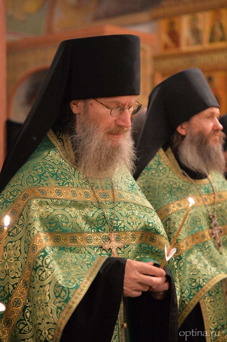 Собор Преподобных Оптинских старцев
