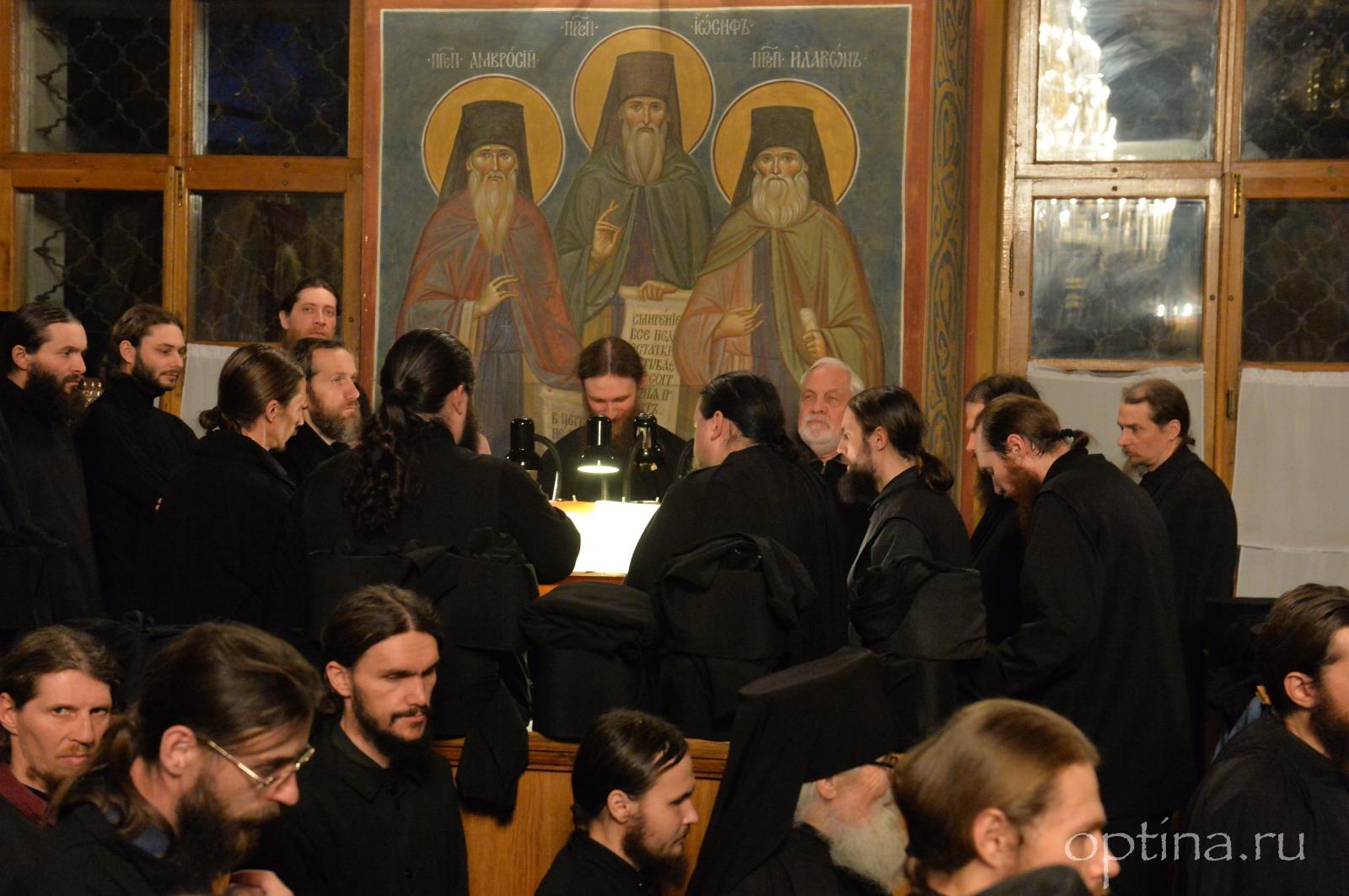 Празднование в честь Калужской иконы Божией Матери