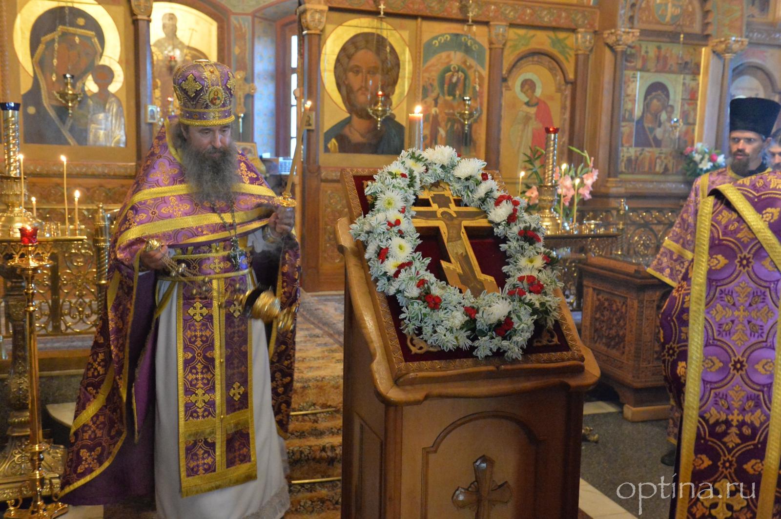 Вынос св. Креста