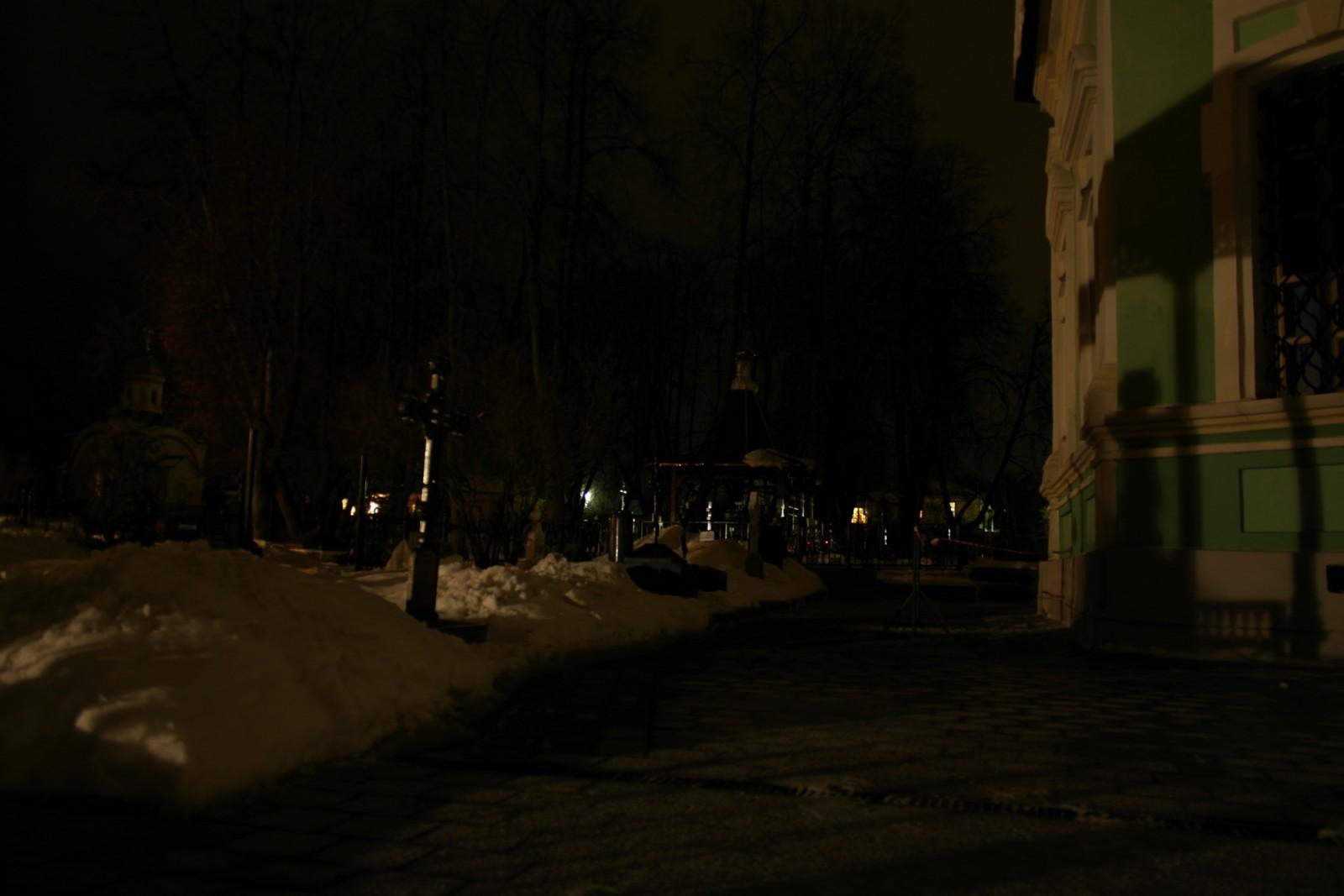 Ночная Оптина