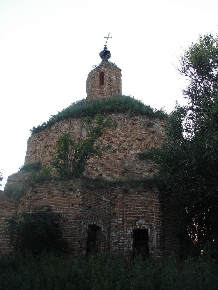 Пустующий храм