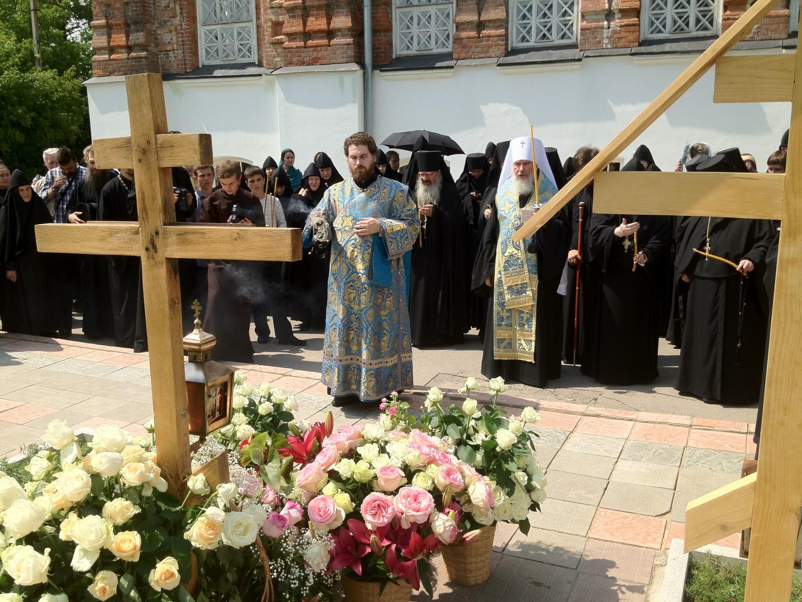 40 дней со дня кончины шамодринской игумении Никоны
