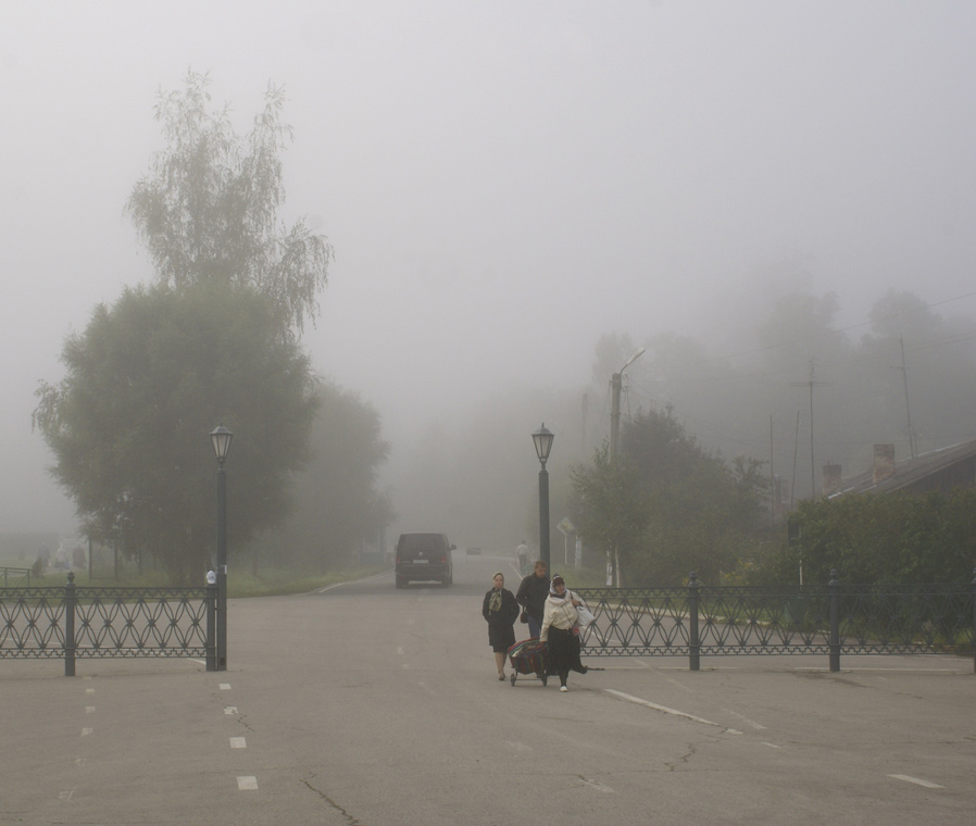 Туманное утро Воскресного дня_7 (4 сентября 2011 г.)
