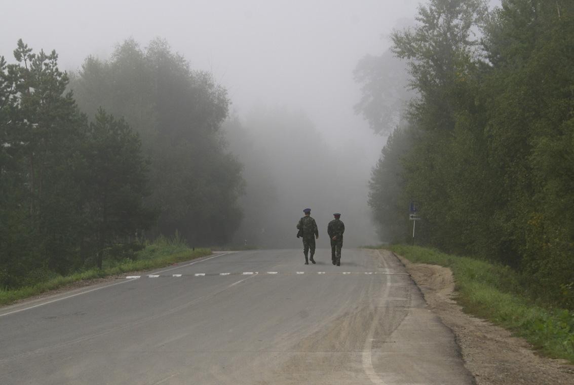 Туманное утро Воскресного дня_9 (4 сентября 2011 г.)
