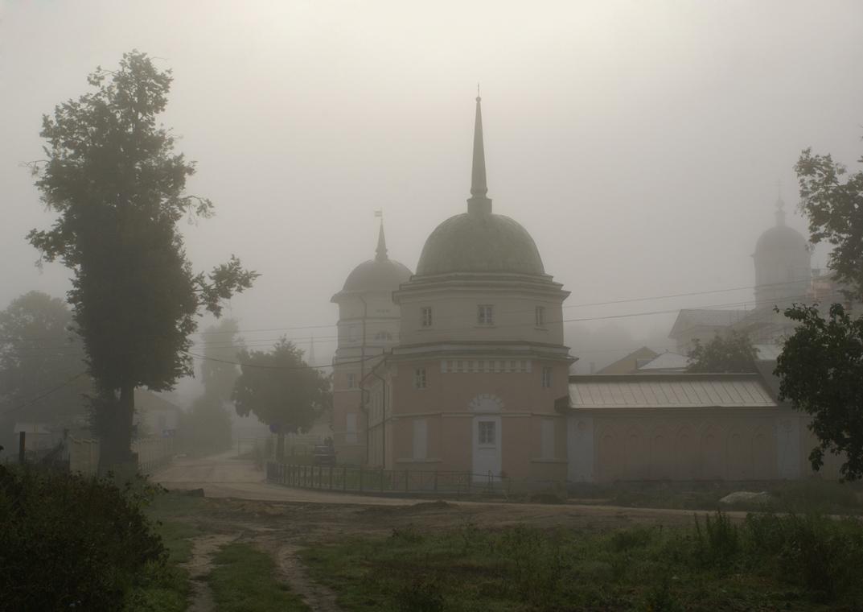 Туманное утро Воскресного дня_21 (4 сентября 2011 г.)