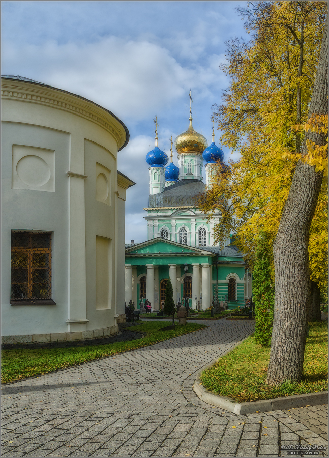 Осенний этюд (снимок сделан 3 октября 2016 г.)