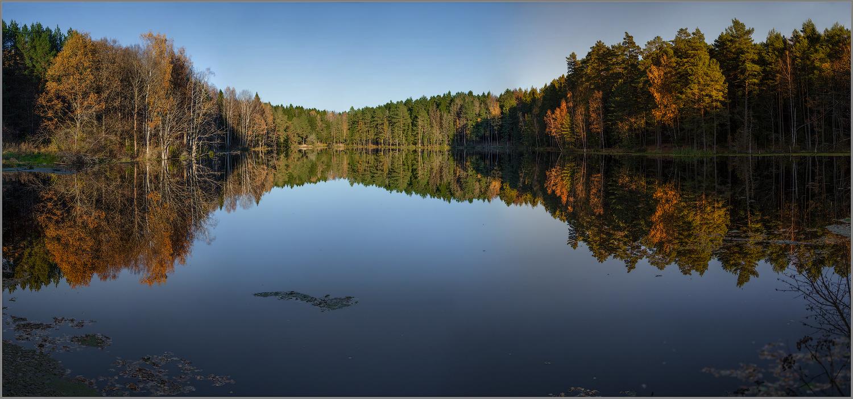 Осенний покой ( Снимок сделан 14 октября 2013 г.)