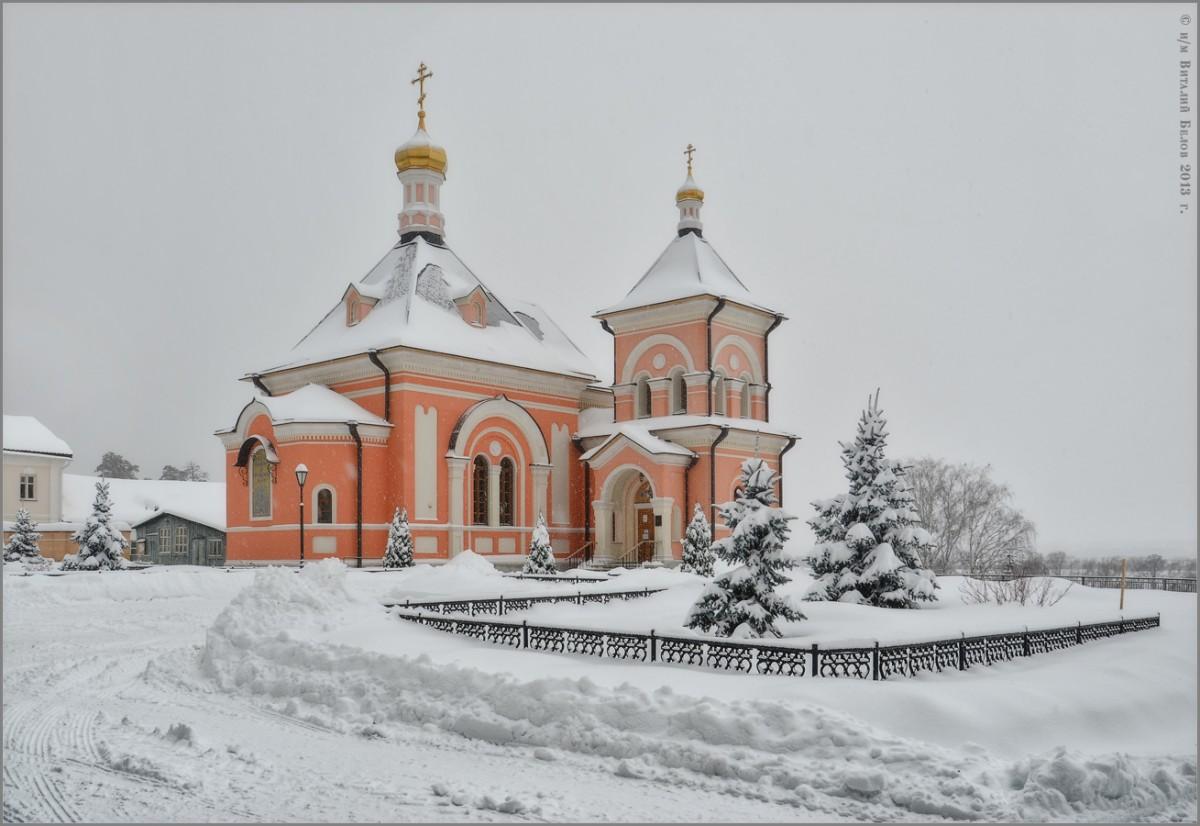 Зима 2013 года (снимок сделан 18 января 2013 г.)