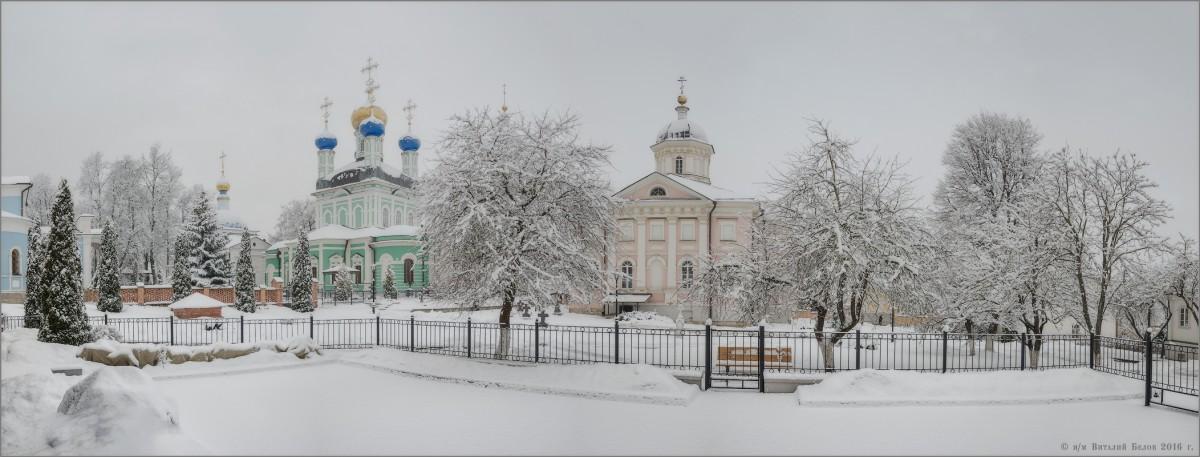 Ускользающая красота зимы (снимок сделан 25 февраля 2016 г.)