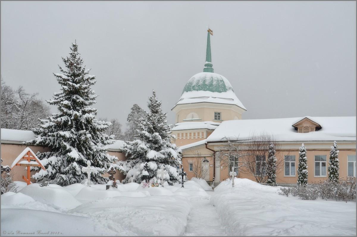 Башня гостиница (снимок сделан 18 января 2013 г.)