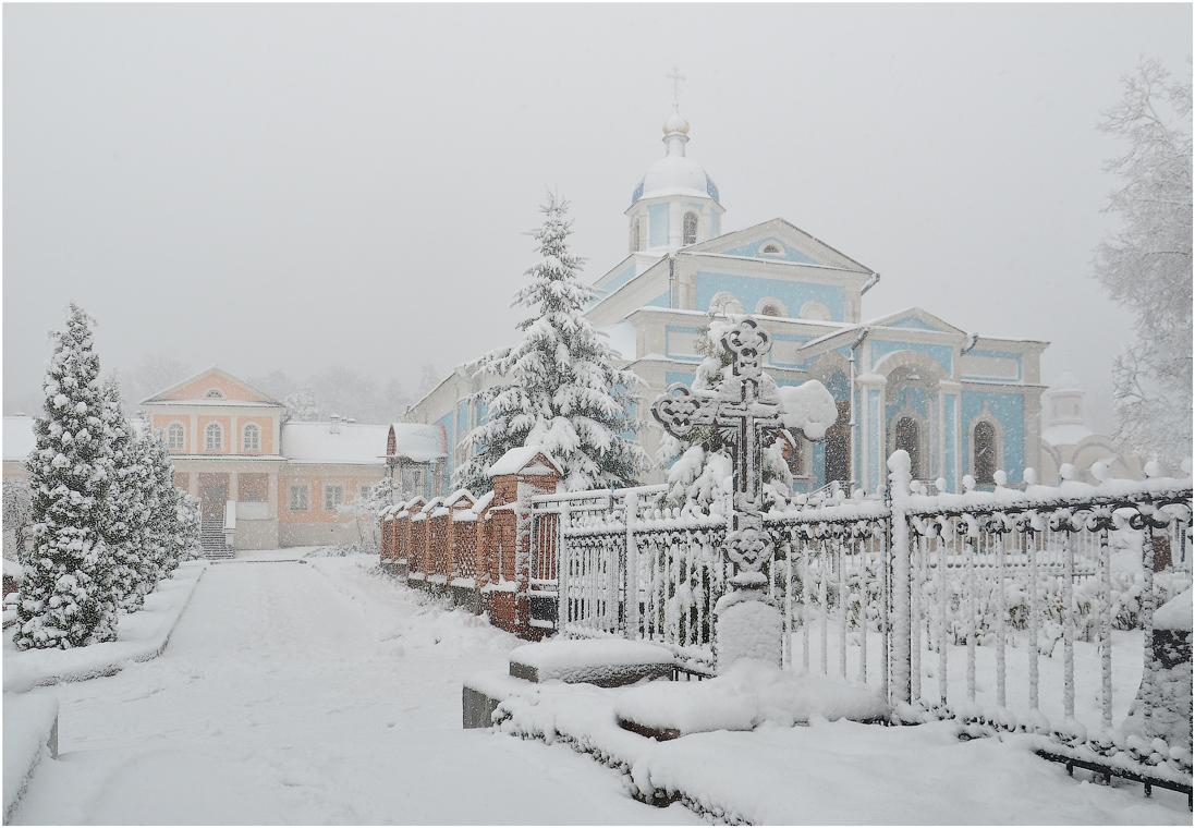 Снежный покров ( 31 октября 2012 г.)