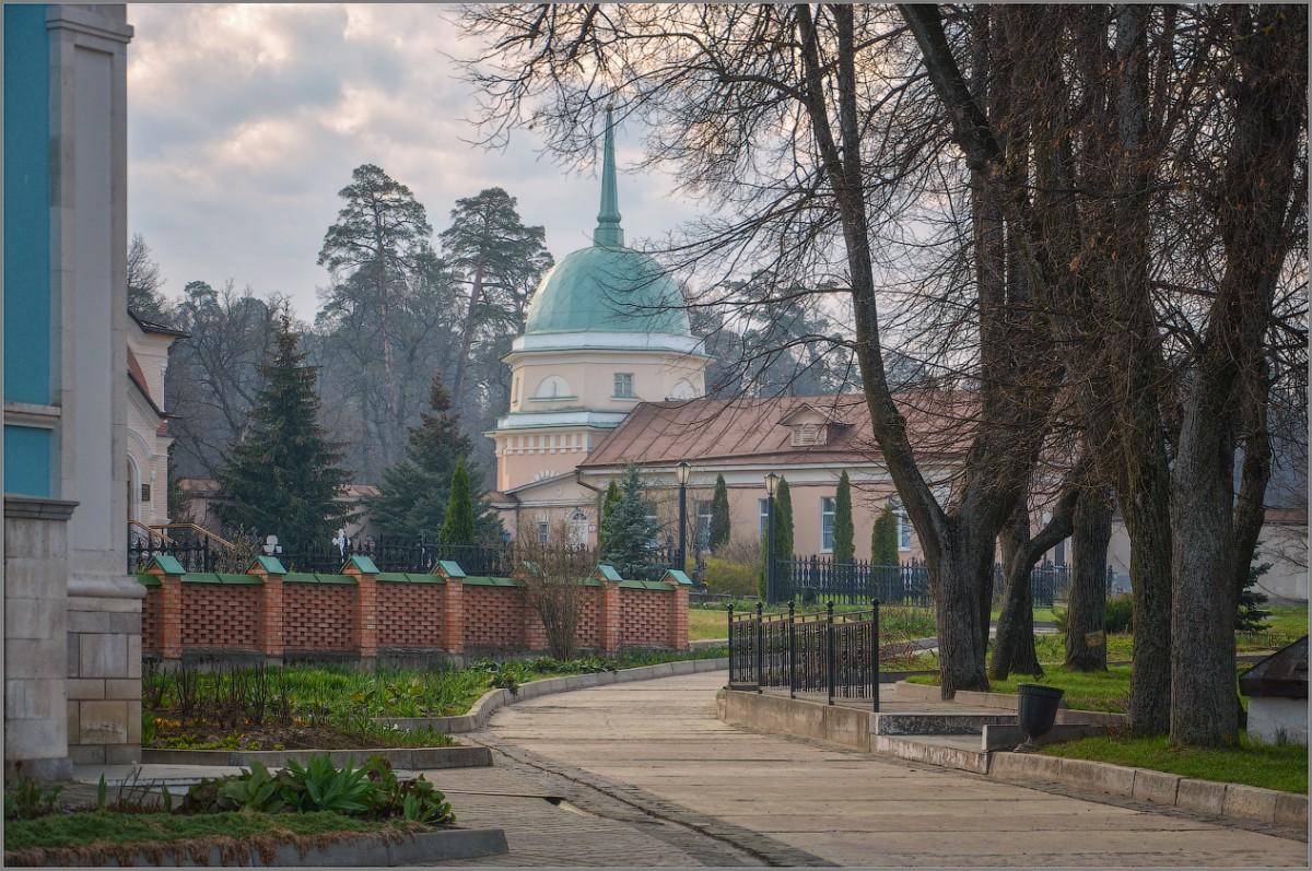 Весны прекрасное начало (снимок сделан 26 апреля 2012 г.)