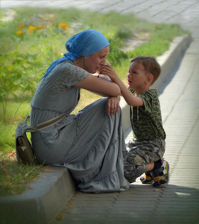 Не плачь, мама! ( 2 августа 2012 г.)