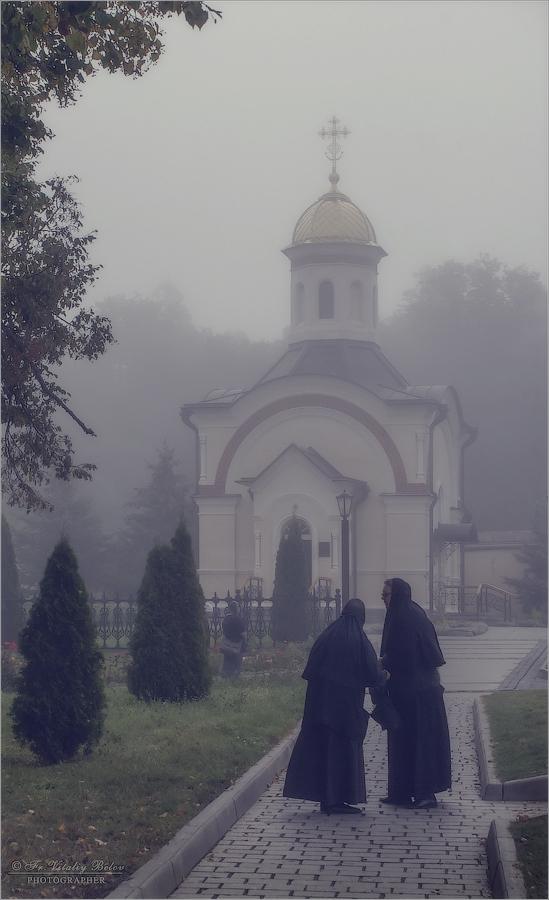 Собеседницы (снимок сделан 4 сентября 2011 г.)