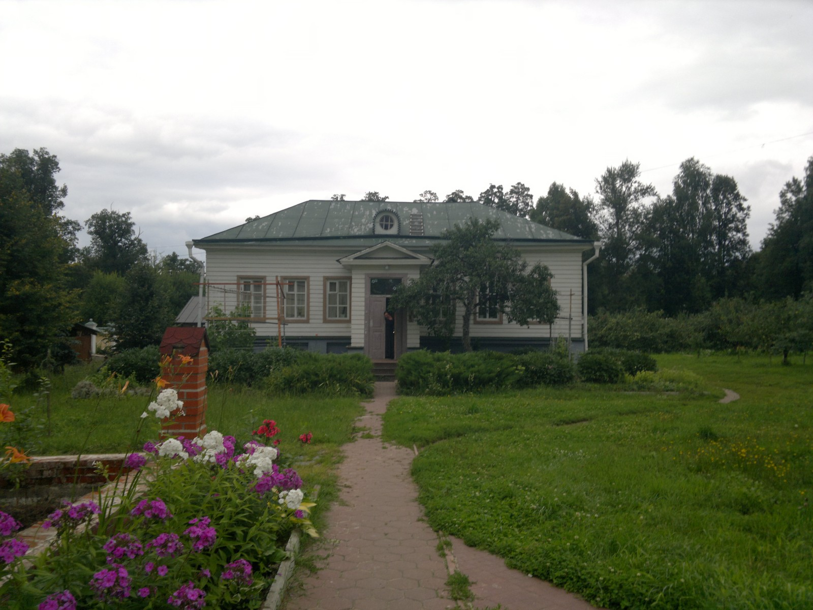 Путь в трапезную )