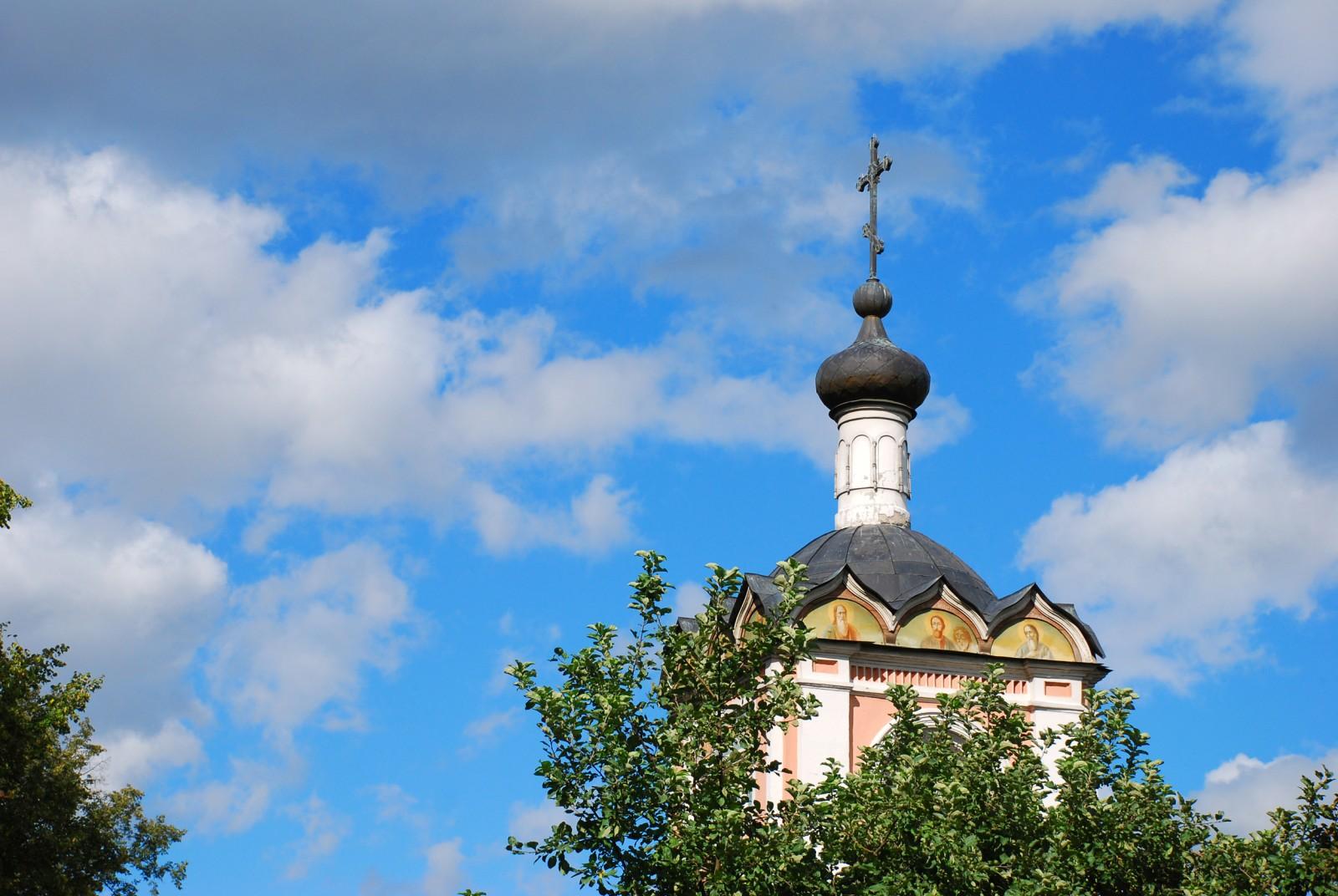 Церковь в Скиту