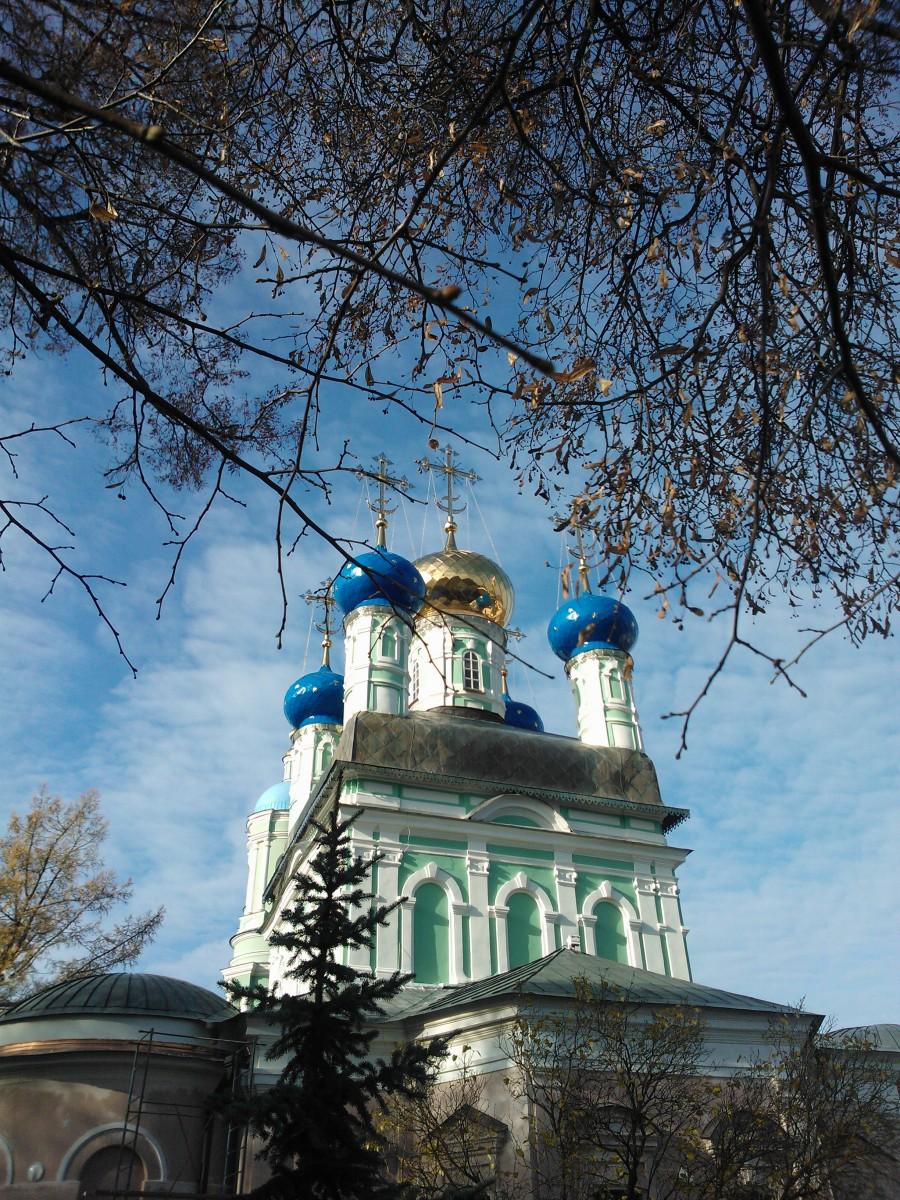 Введенские купола