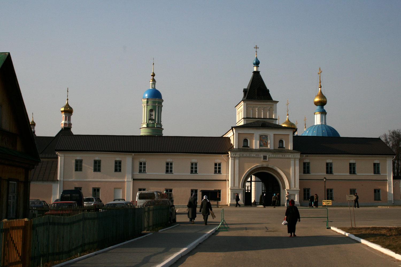 Дорога к Храму.