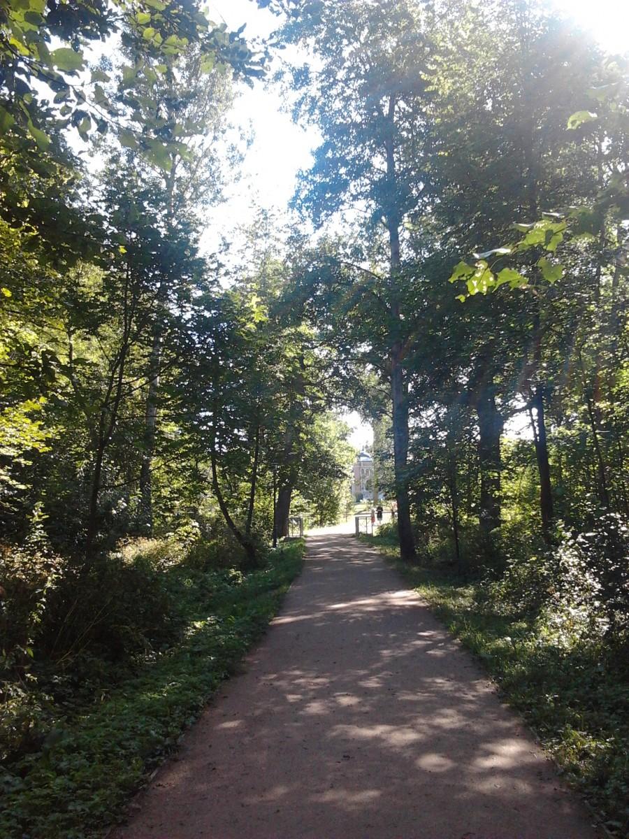 По дороге в скит 12.08.2012