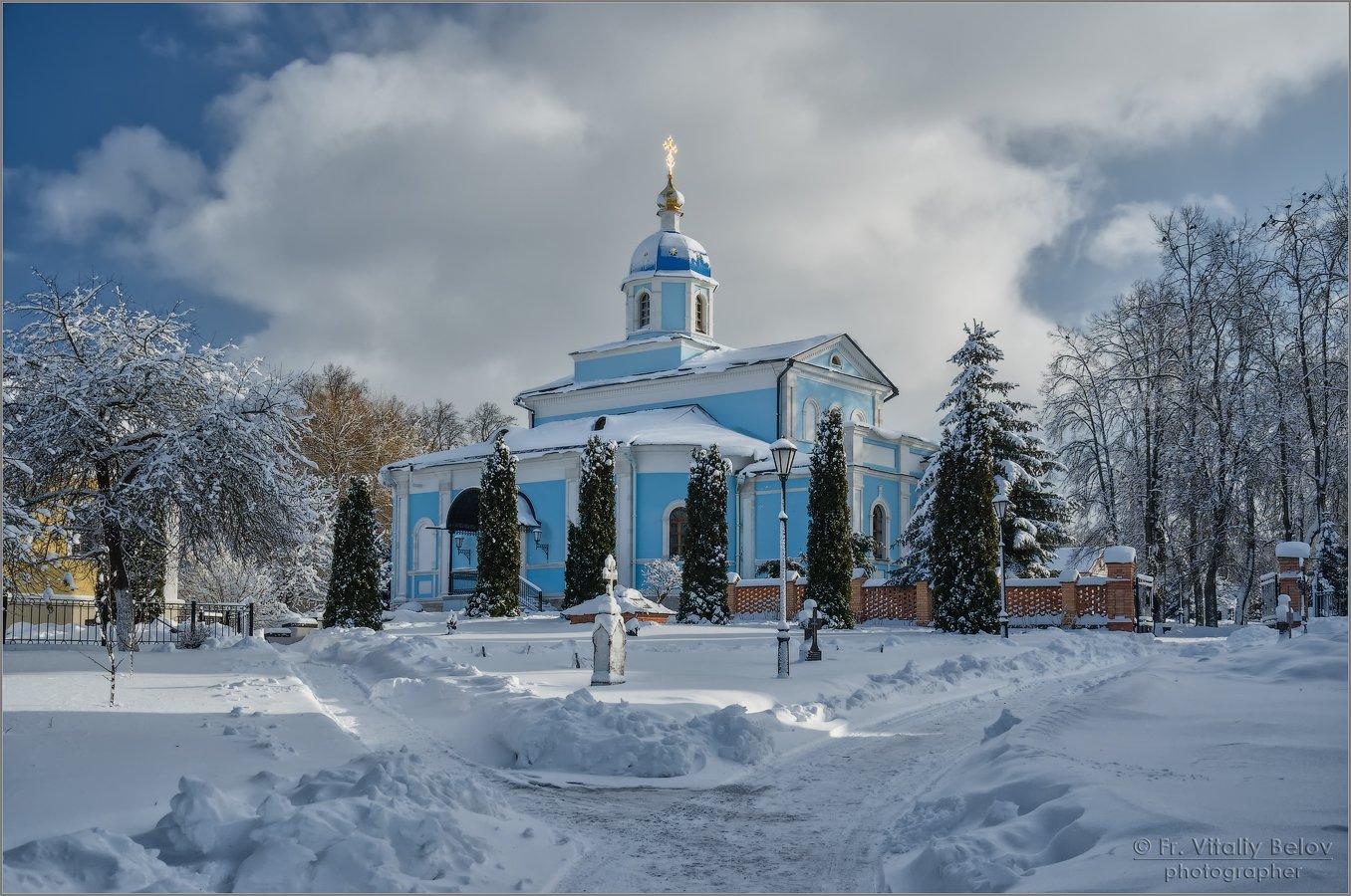 Зимние краски (снимок сделан 5 февраля 2018 г.)