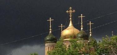 Прогулки по Москве: Зарядье. Знаменский монастырь, что на Старом Государевом дворе