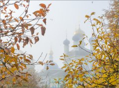 Утро на Покров (снимок сделан 14 октября 2018 г.)