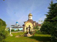 Часовня Новомучеников Оптинских