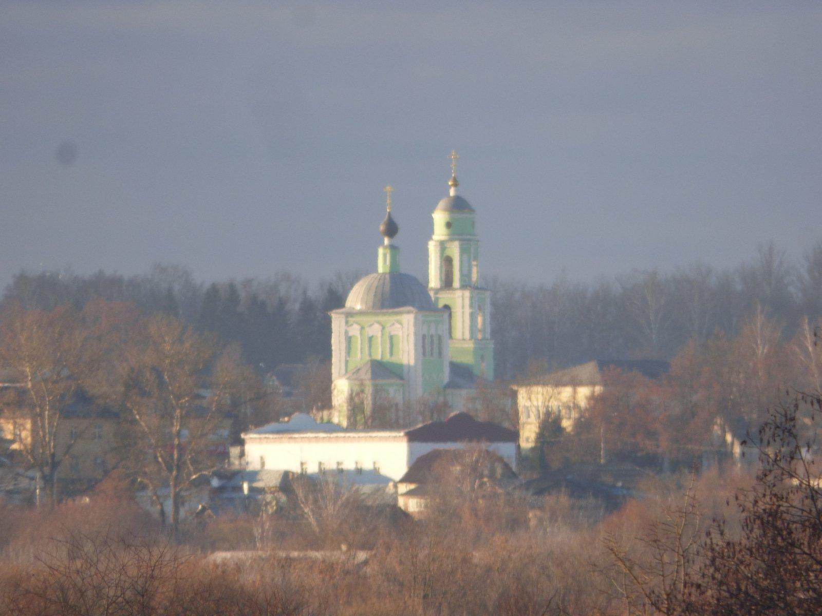 Храм Святого Духа в Козельске.
