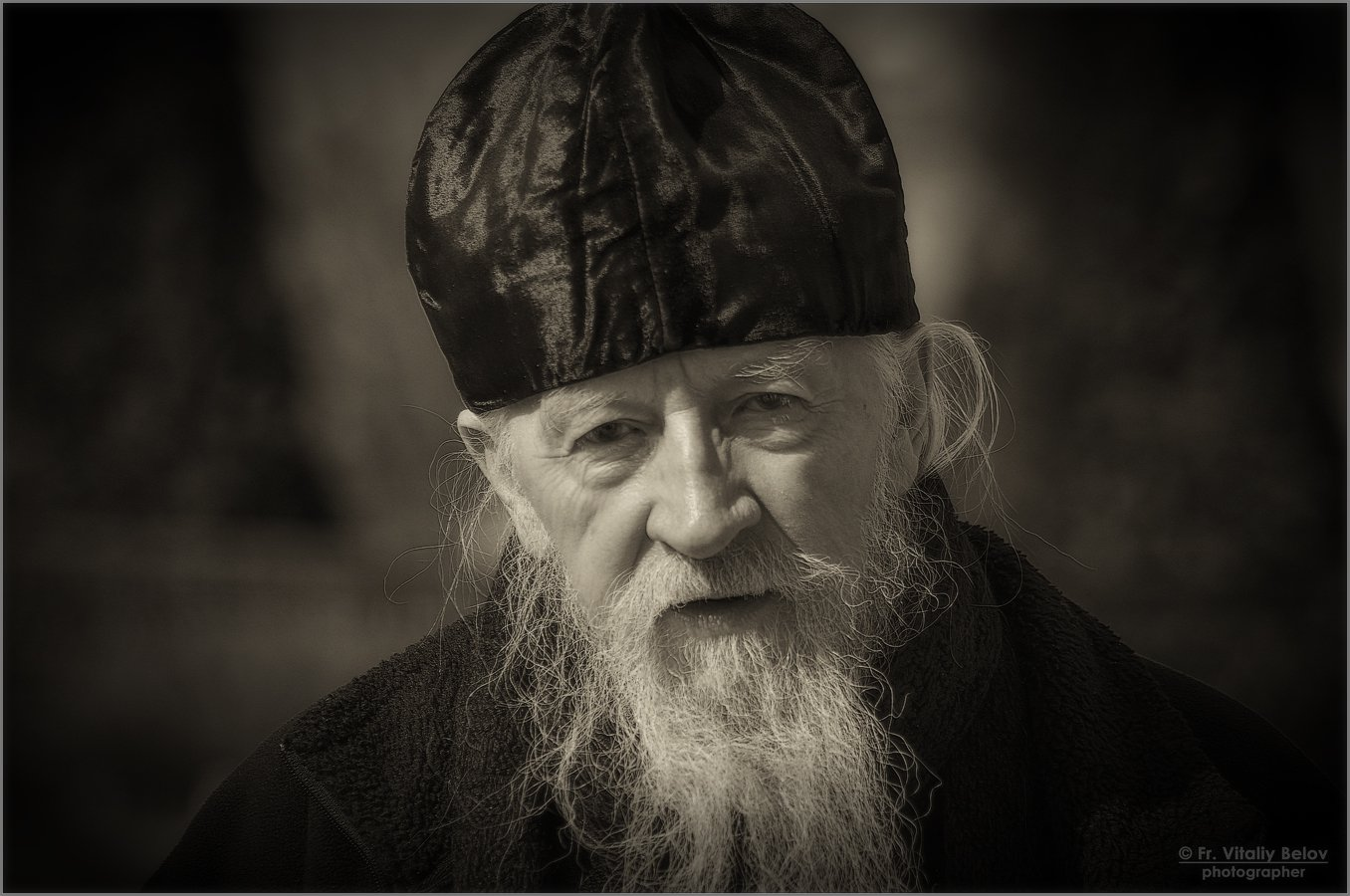 02_Портрет пожилого священника