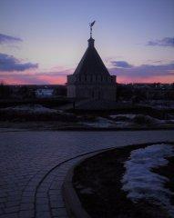 Во время чтения канона Андрея Критского