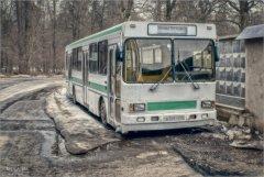 Автобус для рабочих
