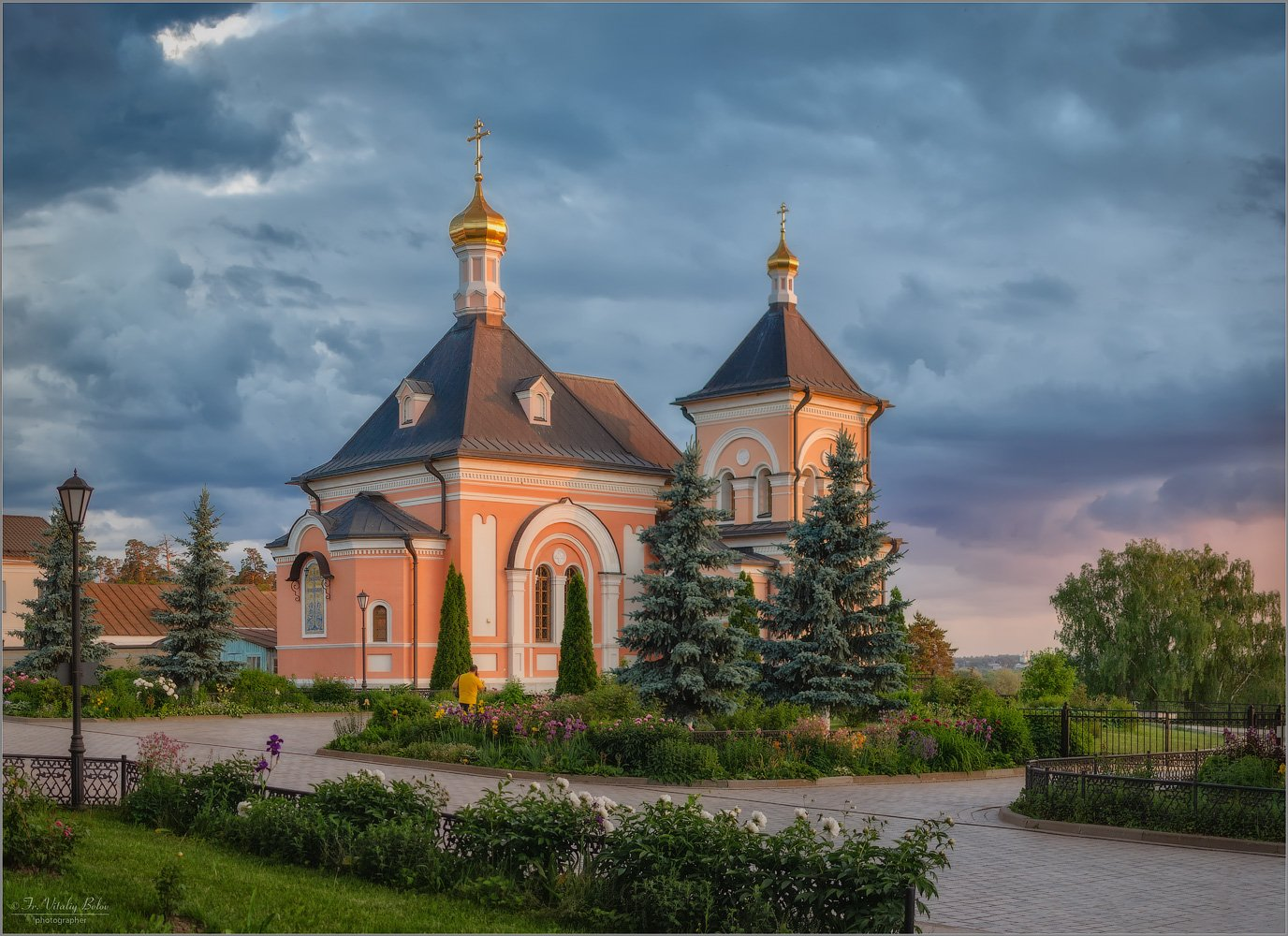 Летний вечер в Оптиной_1