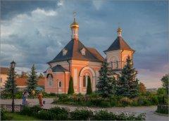 Летний вечер в Оптиной_2
