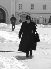схимонахиня