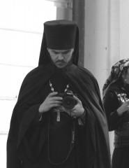 один из оптинских фотографов