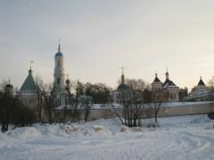 Зимнее утро 2 января 2013года.