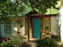 Колыбель  духовного уюта