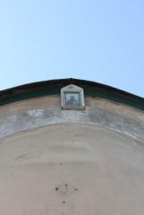 Надвратная икона (вход в Оптину со стороны подсобного хозяйства)