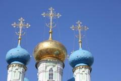 Купола Введенского собора