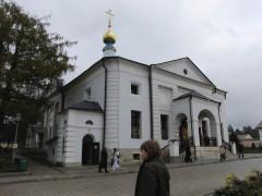 Казанский храм ... осень