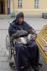 Всеми любимая матушка С. ))))