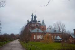Шамордино, Казанский Храм