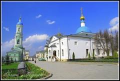 Казанский Храм и Колокольня
